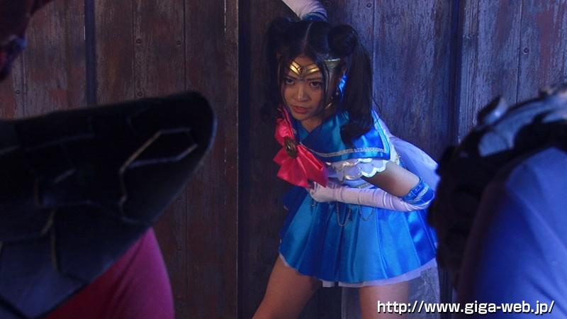 美少女Wセーラー戦士 壮絶!!ハードドミネーション触手地獄!!正義の結晶破壊 サンプル画像  No.2