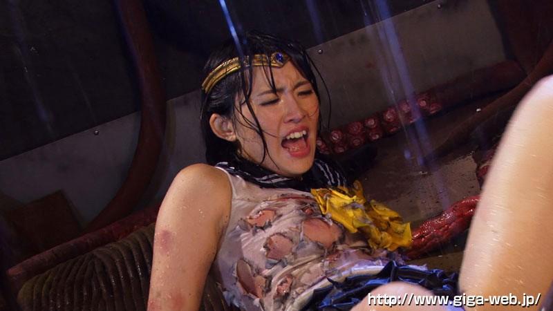 美少女Wセーラー戦士 壮絶!!ハードドミネーション触手地獄!!正義の結晶破壊 サンプル画像  No.6