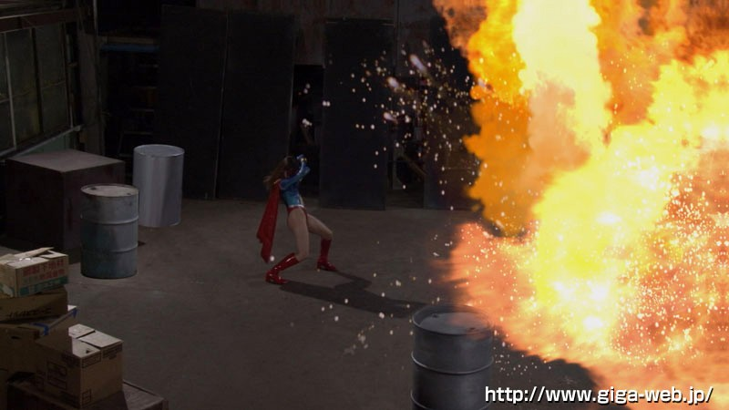 【G1】秘経穴破壊ドミネーション スパンデクサー・コスモエンジェル デッドフェイス編 蓮実クレア サンプル画像  No.4