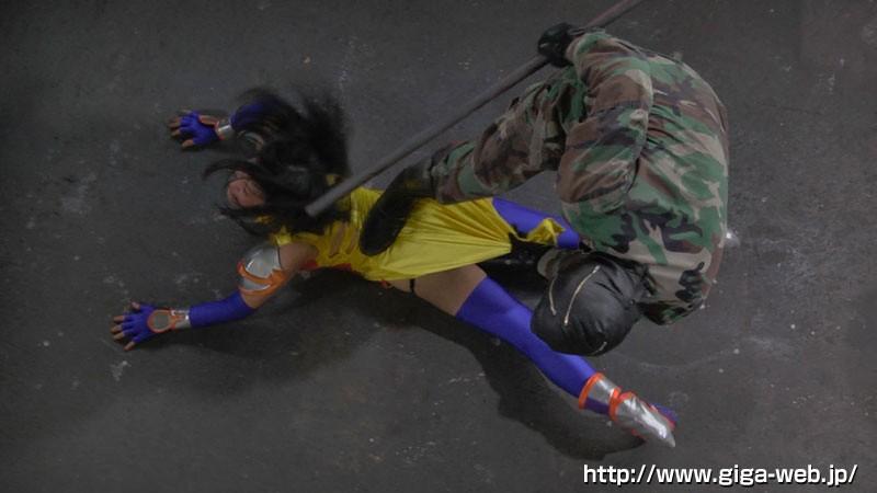 【G1】格闘女戦士失禁レイプ-龍華- 星川麻紀 サンプル画像  No.3