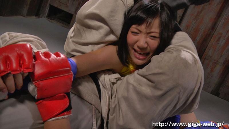 【G1】格闘女戦士失禁レイプ-龍華- 星川麻紀 サンプル画像  No.8