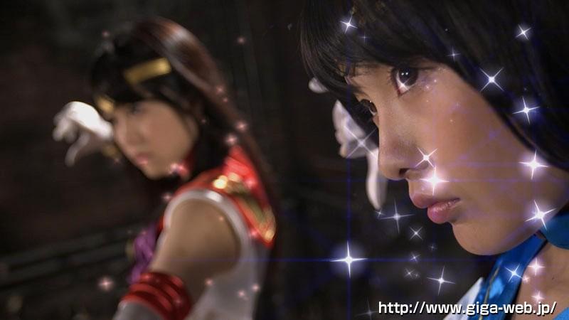 【G1】美星女戦士セーラーエンジェルズ フレイア&アクアス ~裏切りの魔装堕ち~ サンプル画像  No.2