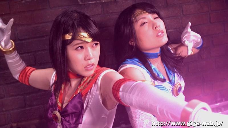 【G1】美星女戦士セーラーエンジェルズ フレイア&アクアス ~裏切りの魔装堕ち~ サンプル画像  No.3