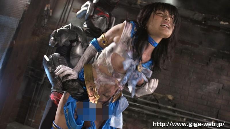 【G1】美星女戦士セーラーエンジェルズ フレイア&アクアス ~裏切りの魔装堕ち~ サンプル画像  No.6
