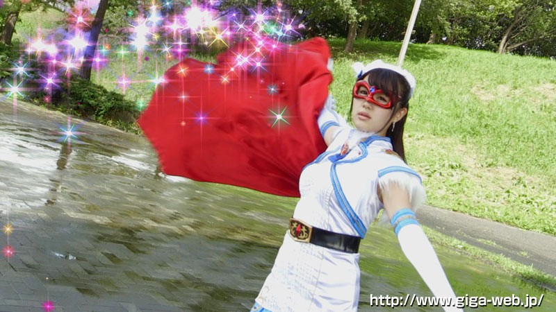 【G1】魔法美少女戦士フォンテーヌ ~打倒!!フォンテーヌ決死隊! 悪の博士大集結!!~ 倉持りん サンプル画像  No.1
