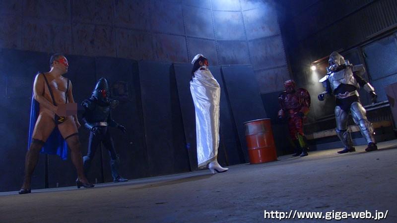 【G1】魔法美少女戦士フォンテーヌ ~打倒!!フォンテーヌ決死隊! 悪の博士大集結!!~ 倉持りん サンプル画像  No.7