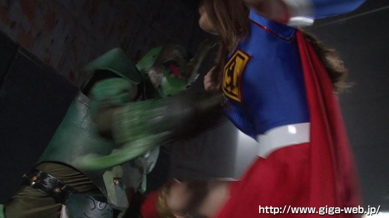 【G1】スーパーヒロインデッドエンド ~スーパーレディーの最期~ 西内るな サンプル画像  No.1
