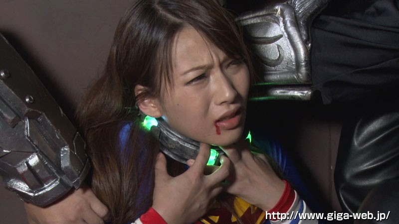 【G1】スーパーヒロインデッドエンド ~スーパーレディーの最期~ 西内るな サンプル画像  No.7