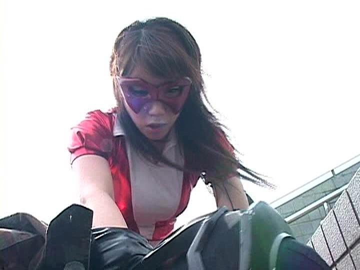 スーパーヒロイン危機一髪!!Vol.07 自由戦士フェニックス 桜沢まひる サンプル画像  No.5