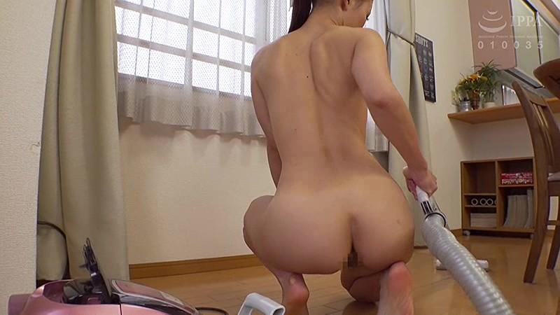 はだかの家政婦 全裸家政婦紹介所 凛音とうか サンプル画像  No.4