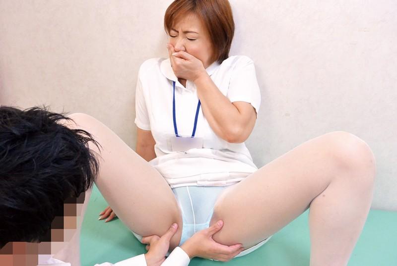 地方の働くレディ 看護師の巨乳おばさん 茨城熟女 守谷多香子 53歳 サンプル画像  No.7