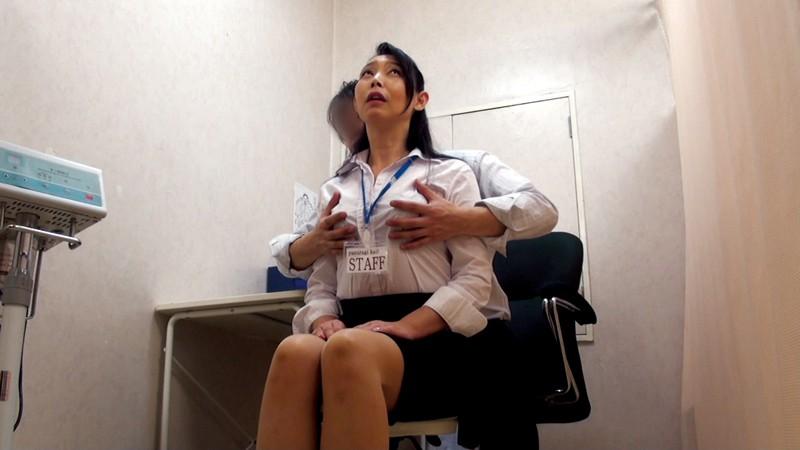 雑居ビル定点観測盗撮 複合ビル内の淫劇 オフィス・個人病院・共同トイレ サンプル画像  No.1