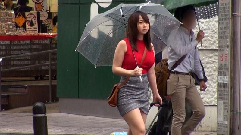 街で見かけたパイスラがひと際目立つムチムチ爆乳娘をナンパしたら秋田の田舎町から遊びに上京してきた世間知らずの芋っ娘でした。 サンプル画像  No.2