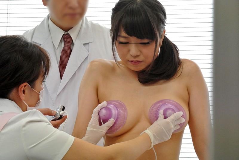 乳がん子宮がん検診にきた巨乳若妻を触診と称して乳揉み放題&生ハメし放題なレディスクリニックがあるという噂は本当か? 7枚目