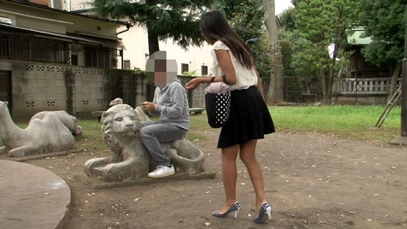 フェラ散歩 SNSで出会ったイズミちゃん サンプル画像  No.7