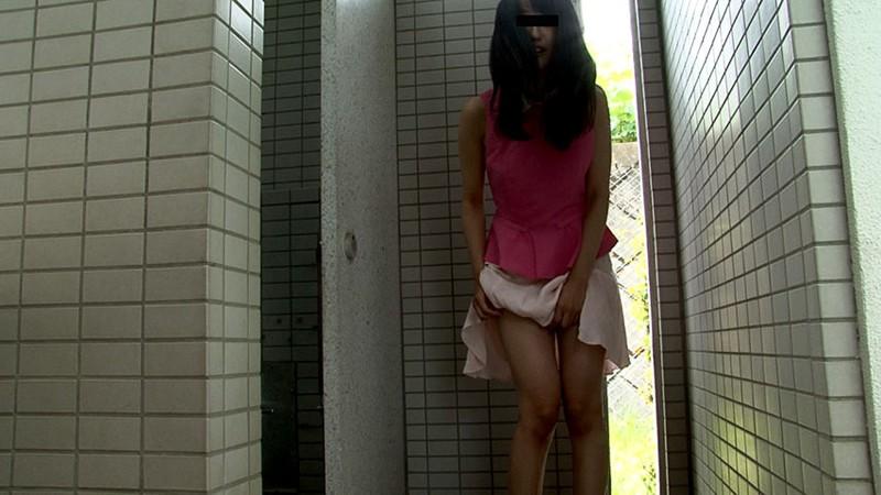 フェラ散歩 SNSで知り合ったほのみちゃん 23歳 サンプル画像  No.2