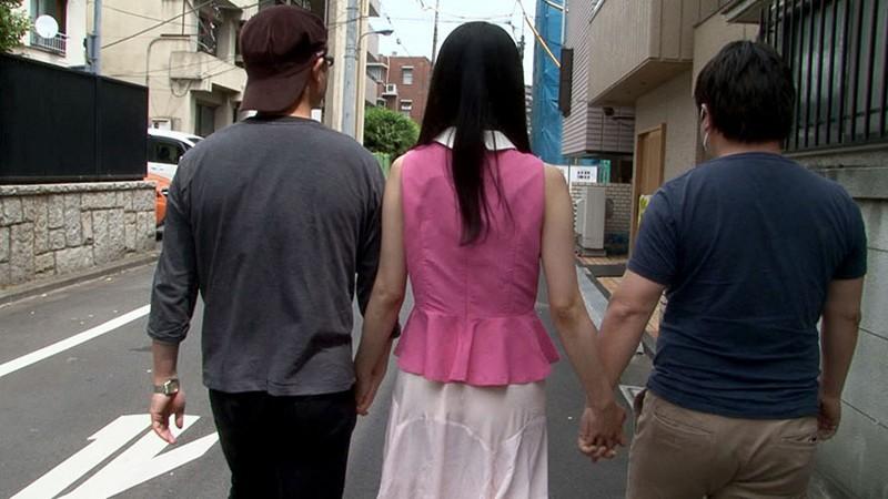 フェラ散歩 SNSで知り合ったほのみちゃん 23歳 サンプル画像  No.8