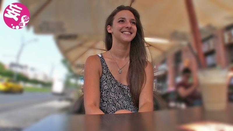 バルセロナでガチナンパ!Amira(20) エッチなスペイン女子を捕まえたのでいっぱい日本人のチ●コで気持ちよくさせちゃいました!! サンプル画像  No.1