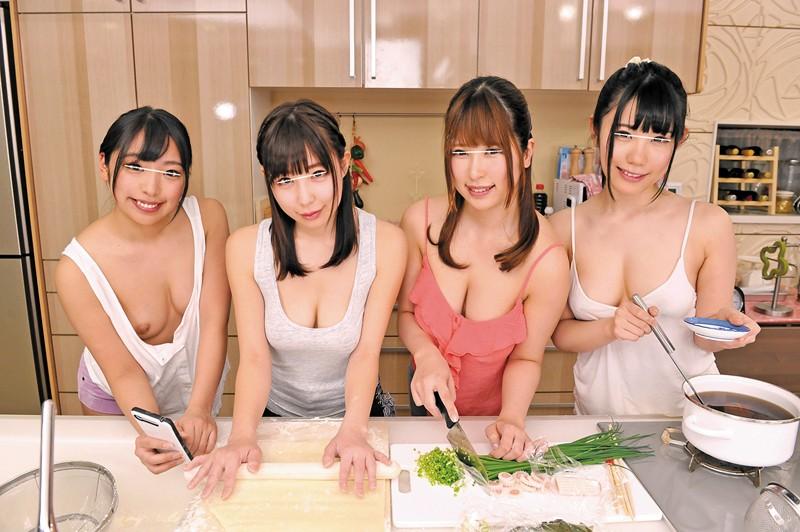【VR】VR長尺 HunterVR1周年記念!お客様感謝!特盛SP-前編291分!女子大生だらけのシェアハウスに男はボク1人!上京して女子大生だらけのシェアハウスに入居したら毎日毎晩女子大生たちと楽しいエッチなゲーム&飲み会ばかり!!当然、男は1人しかいないから女子たちが… サンプル画像 No.3