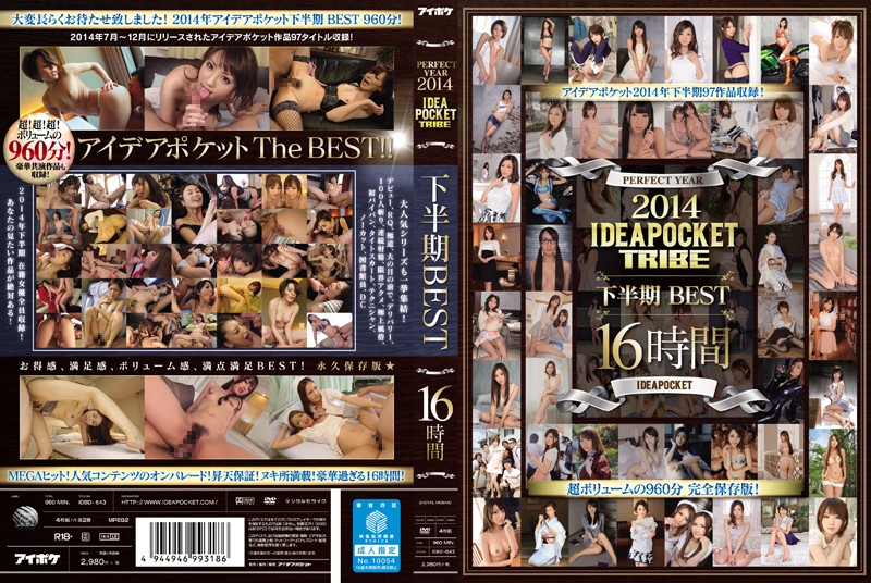 PERFECT YEAR 2014 IDEAPOCKET TRIBE 下半期 BEST 16時間