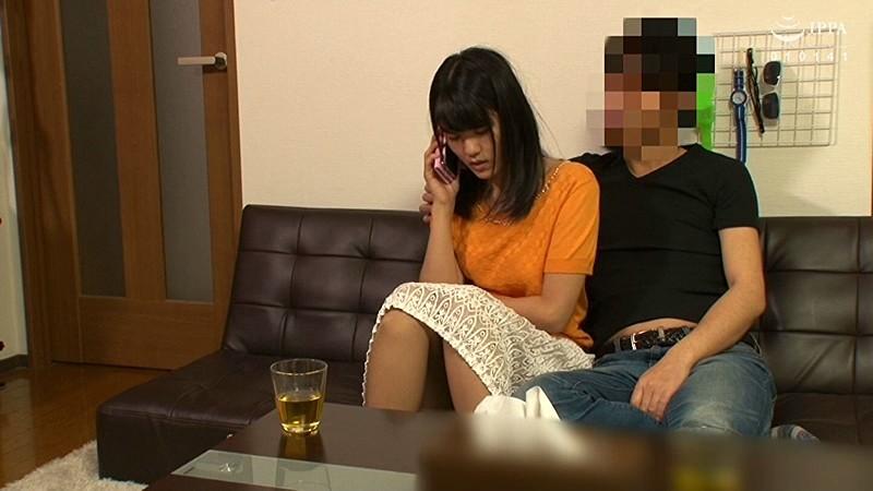 飲み会帰りに終電を逃して困っている熟女を自宅に1泊させてあげました。10 サンプル画像  No.2
