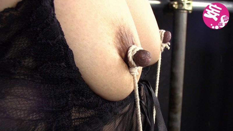 熟女の背後から突然乳揉み、乳首責めレ○プ サンプル画像  No.7