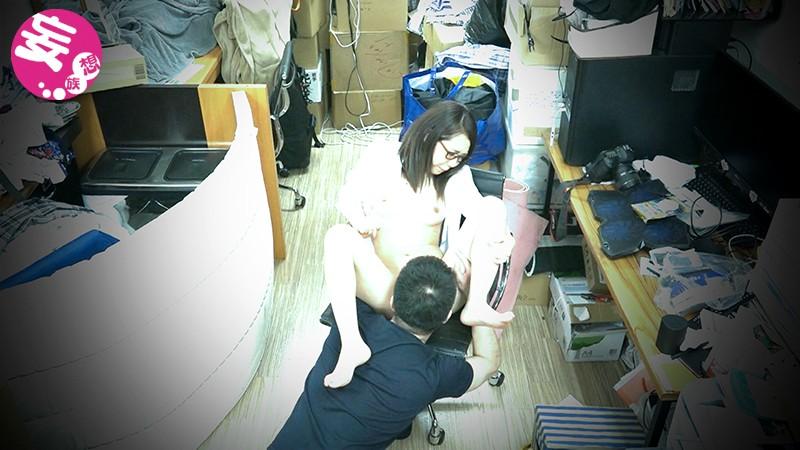 わたし、社員全員と穴兄弟になりました。入社一ヶ月弱の新米社員桜子ちゃん AVメーカーで働きたい女の子ですよ? 変態セックス好きのメンヘラちゃんにきまってるじゃないですか。(笑) サンプル画像 No.3