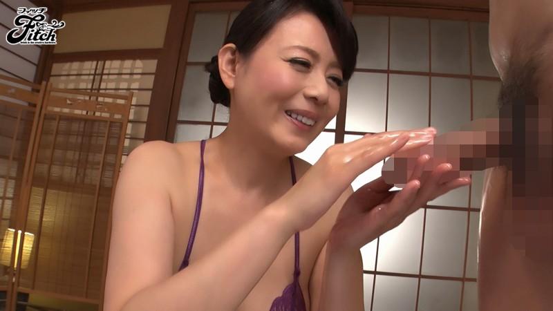 じっくり高める手コキでもてなす完全勃起ともの凄い射精の回春旅館 三浦恵理子 サンプル画像 No.8