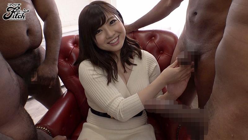 衝撃解禁! 黒人デカマラ肉弾FUCK 中村知恵 サンプル画像  No.1