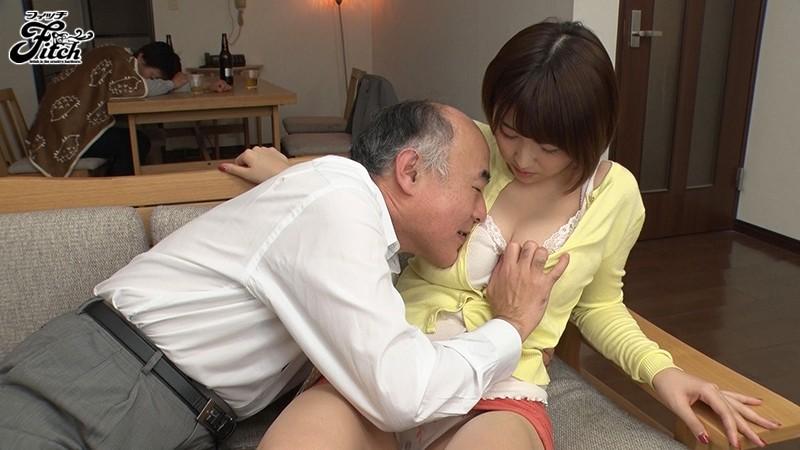 オヤジの濃厚テクでイクイク体質にされた爆乳女子大生 松本菜奈実 サンプル画像  No.1