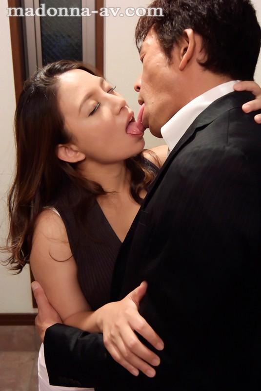 夫の上司に犯され続けて7日目、私は理性を失った…。 織田真子 サンプル画像 No.8