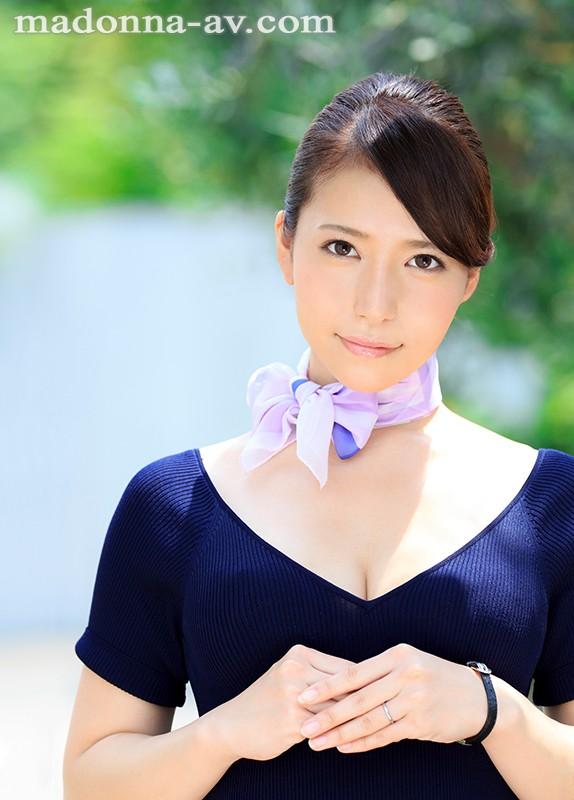 新人 元国際線キャビンアテンダント 羽田つばさ 30歳 AVDebut!! サンプル画像 No.1
