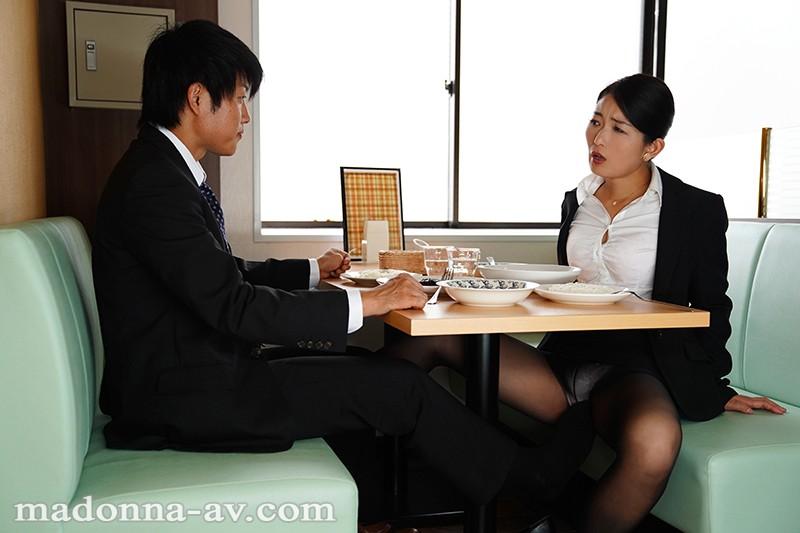 こんな私でも好きになってくれるなら…。 年の差性交に濡れる女上司 ―肉欲の逢瀬― 一色桃子 サンプル画像  No.6