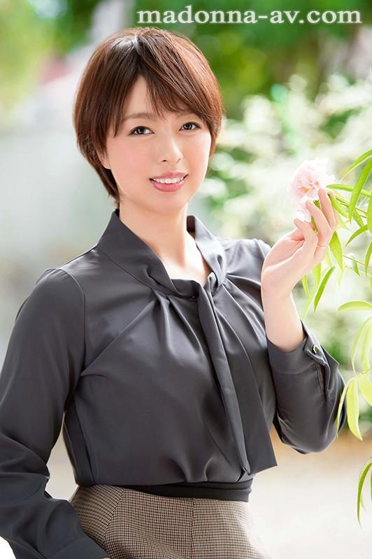 『アラフォーにして初めて性の悦びを知りました―。』 遅咲きの人妻 大竹柚季 38歳 AVDebut!! サンプル画像  No.1