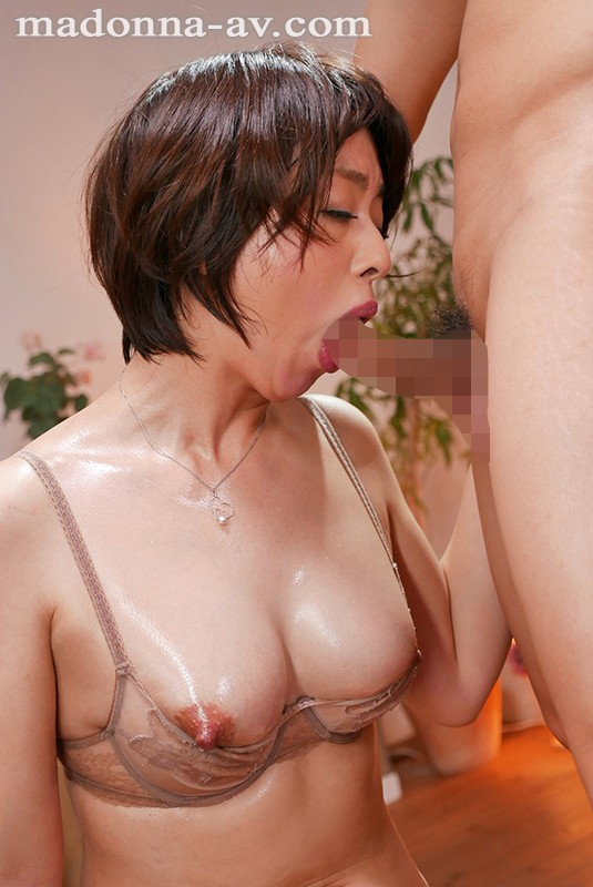 『アラフォーにして初めて性の悦びを知りました―。』 遅咲きの人妻 大竹柚季 38歳 AVDebut!! サンプル画像  No.8