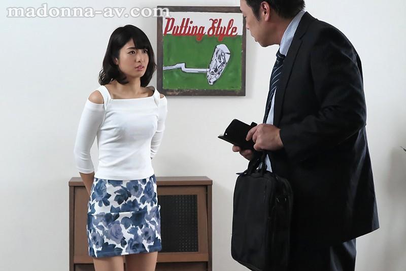 抱かれたくない男に死にたくなるほどイカされて… 川上奈々美 サンプル画像  No.1