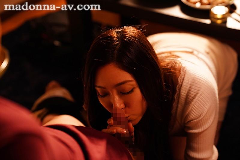 唾液の糸が絡みあう大人の接吻性交 白木優子 サンプル画像  No.5
