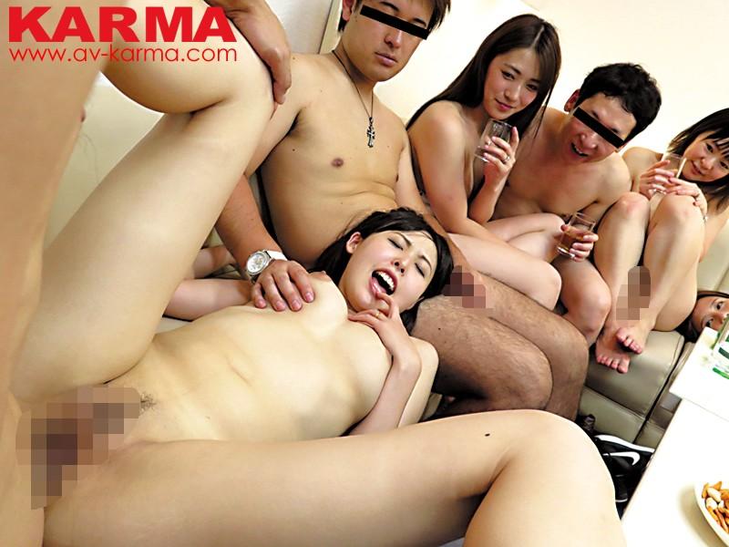 白金セックスレス美人妻 ワリキリヤリコン盗撮ビデオ サンプル画像 No.4