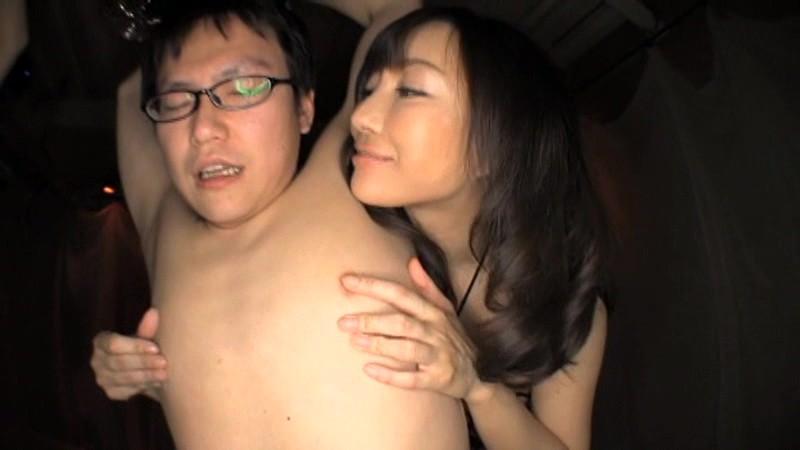ドスケベお姉さんのエロ舌チンシャブ淫語痴女 サンプル画像  No.1