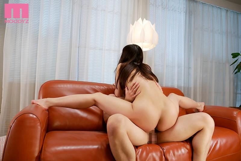 腰の振り幅半端ない ロ~ングスライド騎乗位 阿由葉あみ サンプル画像 No.8
