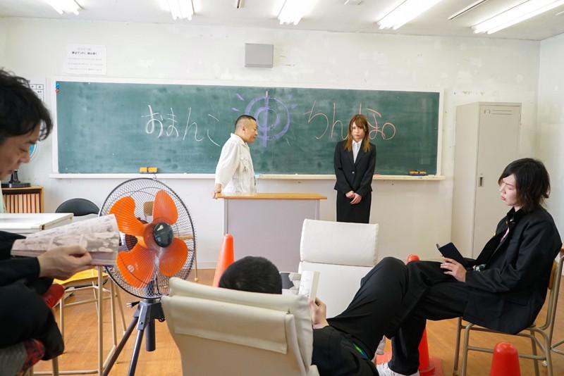 中出し学級崩壊 教員志望の彼女が教育実習先のクラスでDQN共に寝取られ性教育の教材にされてしまった 咲々原リン サンプル画像  No.3