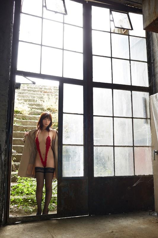 階戸瑠李 「僕の彼女は階戸瑠李」 サンプル画像 8