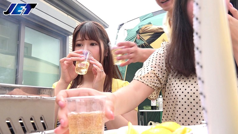 泥酔BBQNTR 妻の会社の飲み会ビデオ18 サンプル画像 No.1