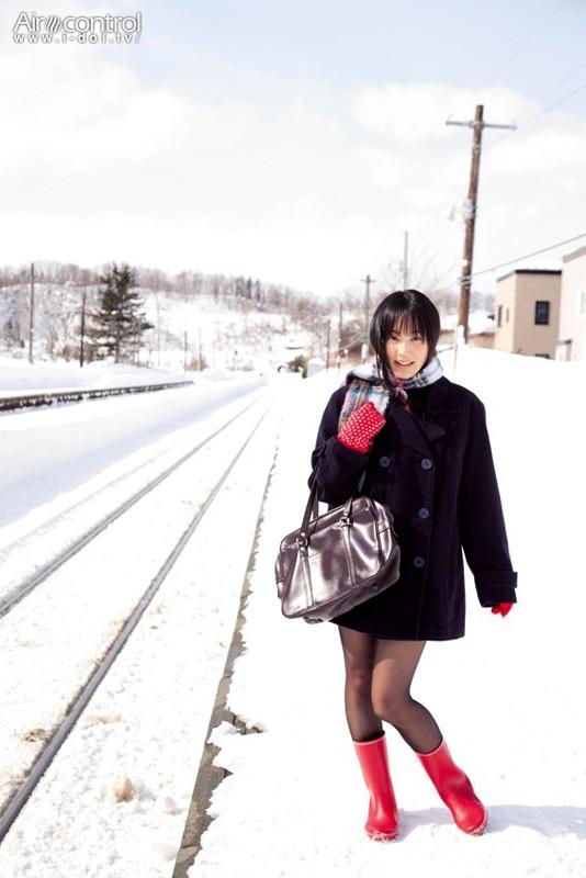 浜田由梨 「雪の国から」 サンプル画像 4