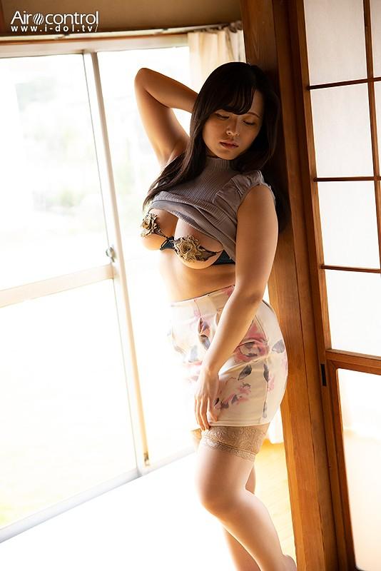叶夢 「隣の巨乳お姉さんが暇すぎてボクを誘惑してくるからその熟れた女体と思う存分愛し合った夏の夕暮れ」 サンプル画像 3