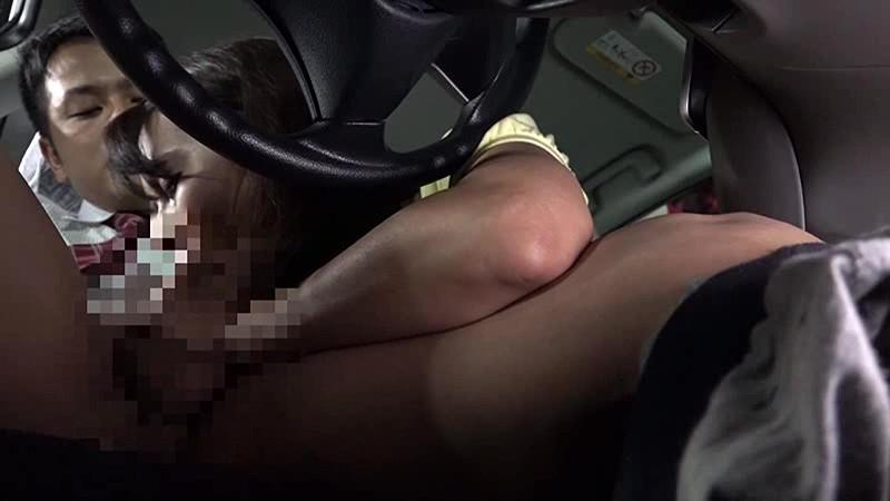 被害者16人!タクシー乗車中に起きてしまった性行為の記録 サンプル画像 No.6