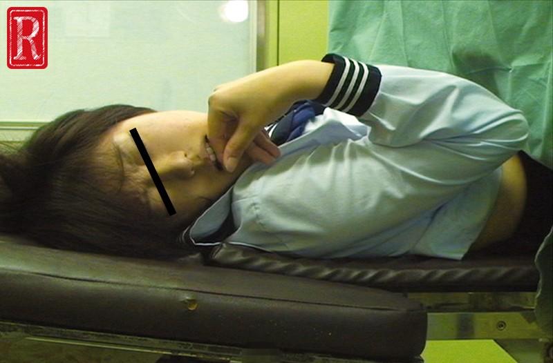 8時間!2枚組!関西名門私立女学院 新入学イタズラ婦人科検診盗撮 BEST 「毛があんまりないねぇうぅん?痛い?指いれるよぉ」 サンプル画像  No.4