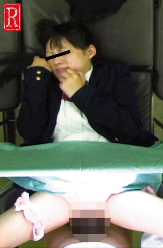 8時間!2枚組!関西名門私立女学院 新入学イタズラ婦人科検診盗撮 BEST 「毛があんまりないねぇうぅん?痛い?指いれるよぉ」 サンプル画像  No.5