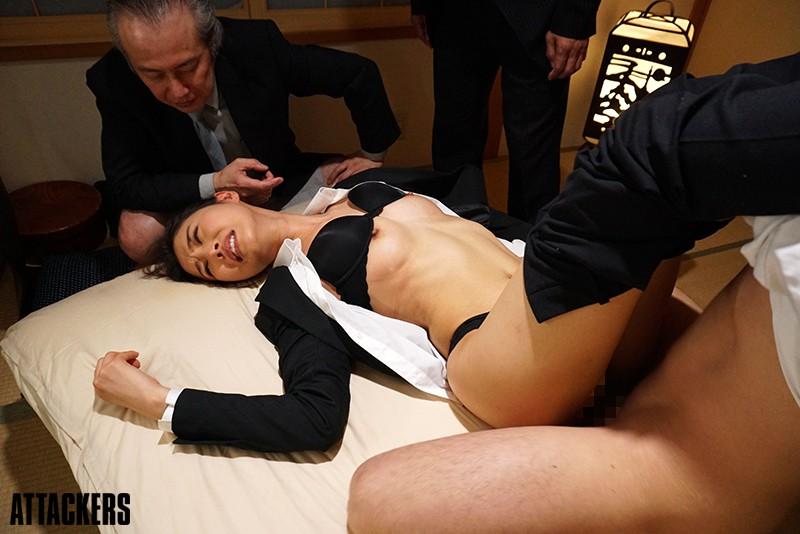 犯された証券監査員の女 夏目彩春 サンプル画像 No.2