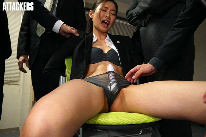 犯された証券監査員の女 夏目彩春 サンプル画像 No.4